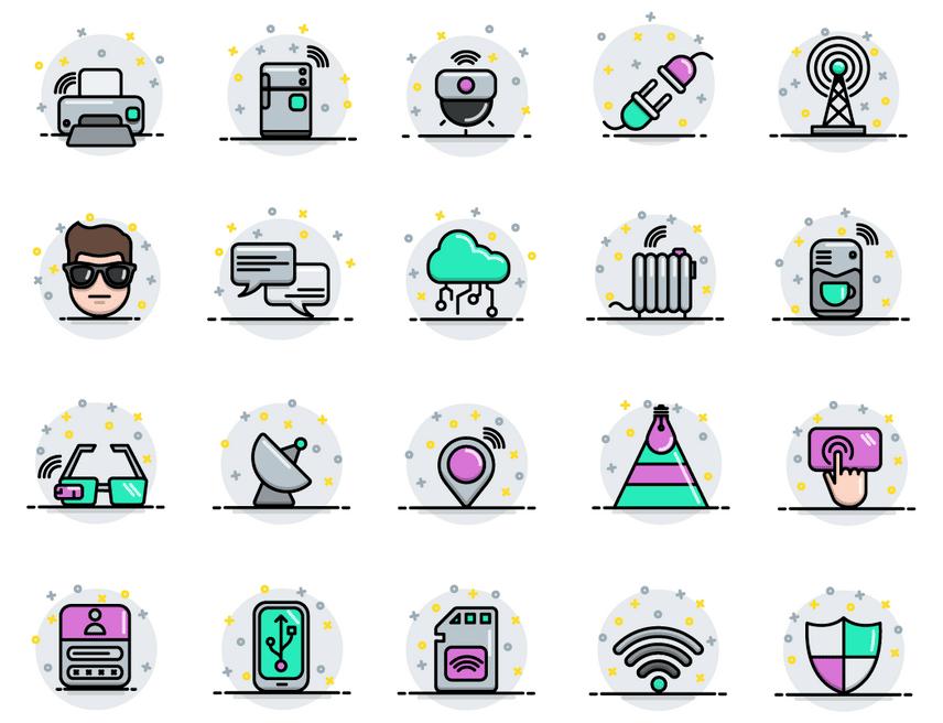 icones internet gratuites