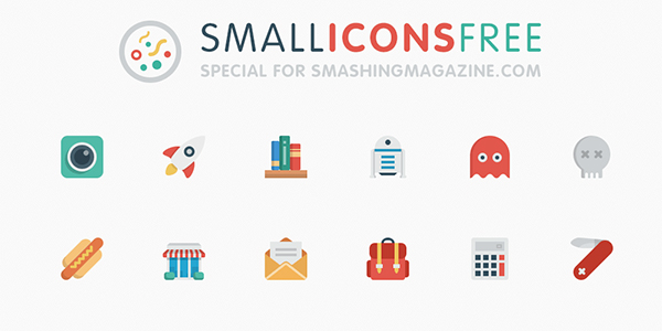Smallicons par SmashingMagazine