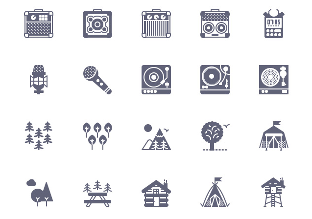 Smashicons pack d'icones gratuites