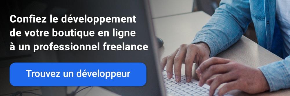 confiez de développement de votre boutique en ligne à un développeur freelance