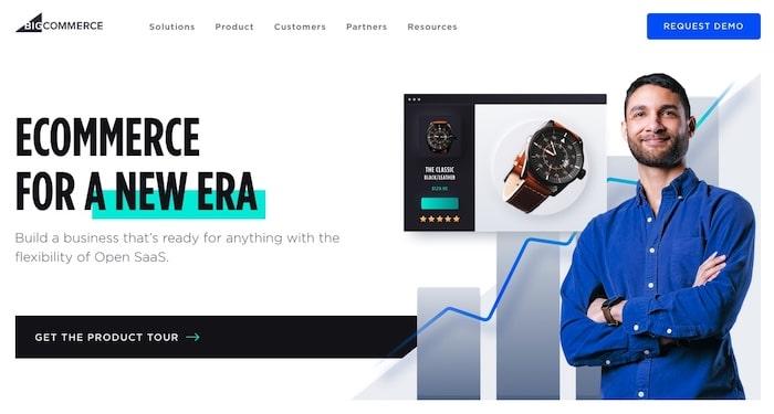 BigCommerce, plateforme de création de site e-commerce