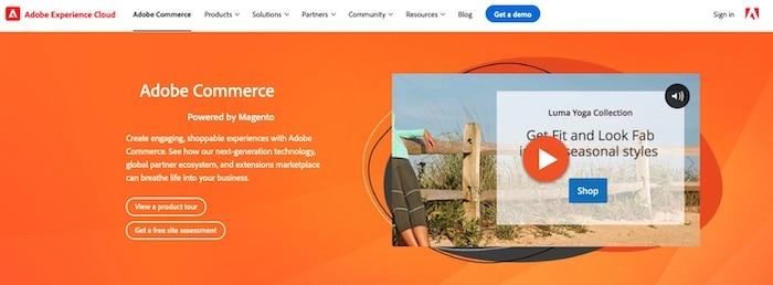 Magento, plateforme pour créer un site e-commerce gratuit