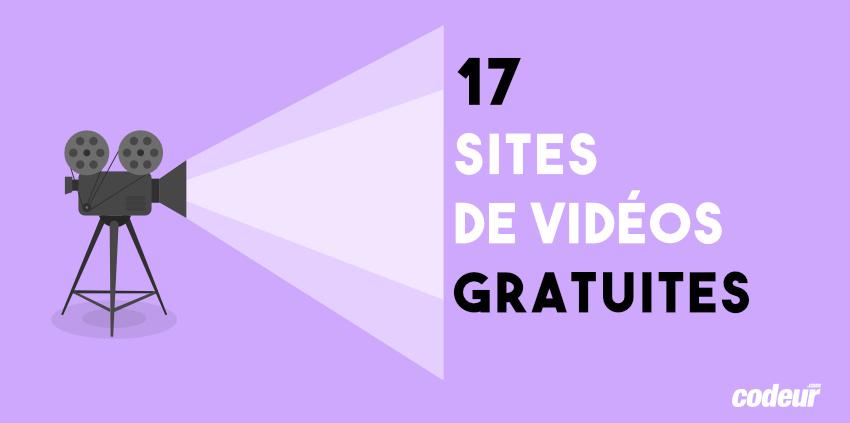 Sites de vidéos gratuites