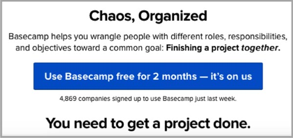 Basecamp-CTA-exmaple-to-increase-conversions