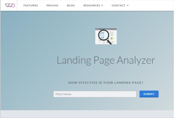 VWO-landing-page