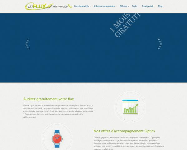 Iziflux : votre solution de gestion de flux comparateurs de prix et marketplaces