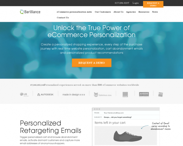 website personalization for online stores