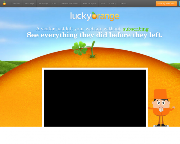 Home | Lucky Orange