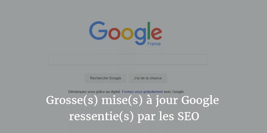 google-mise-a-jour