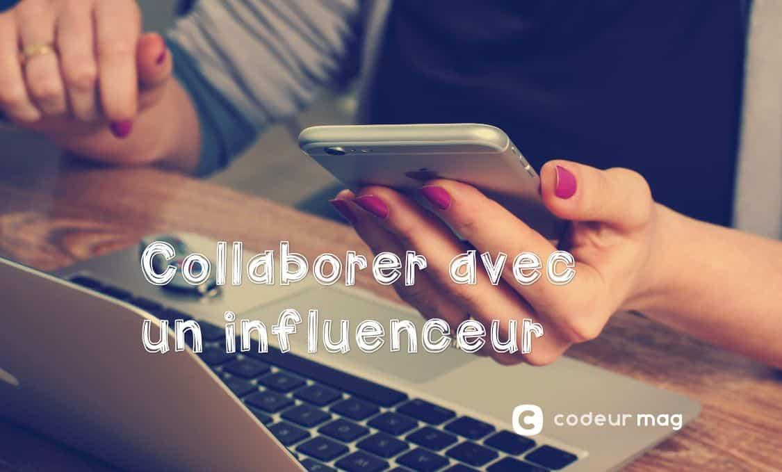 Collaborer avec un influenceur