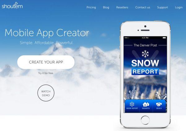créer application iphone gratuit