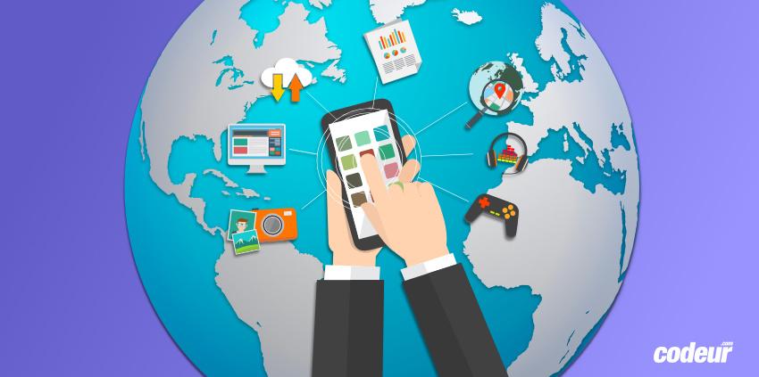 Lancement application mobile