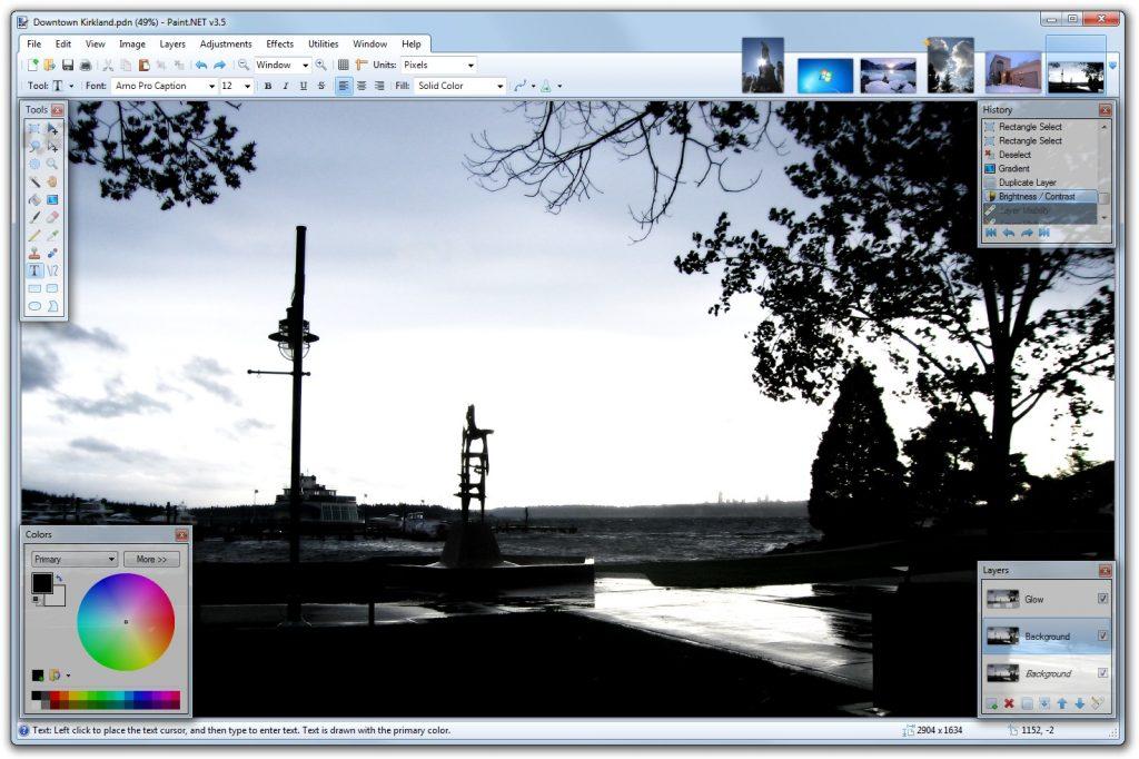 logiciel pour truquer des photo gratuit