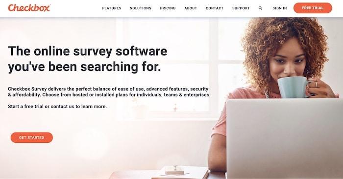 Checkbox, outil de création de questionnaire