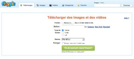 Hébergeur d'image