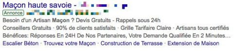 Ciblage géographique google ADwords