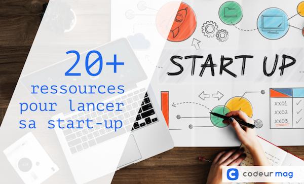 Start up ressources lancer entreprise