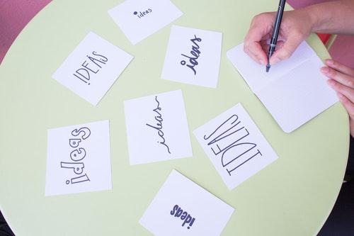 Brainwriting : méthode de créativité