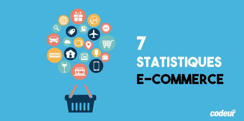 Statistiques sur le e-commerce