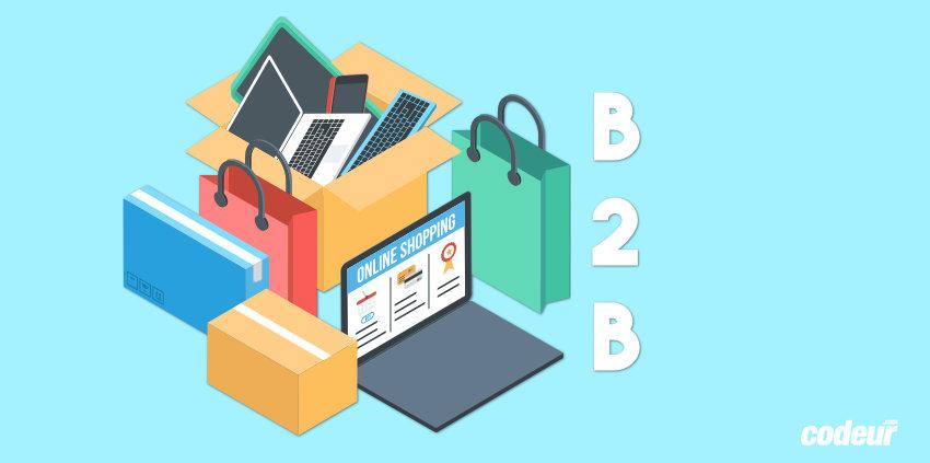 différences entre le e-commerce b2b et le b2c
