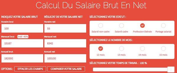 Calculez Votre Salaire Brut Net En Quelques Clics