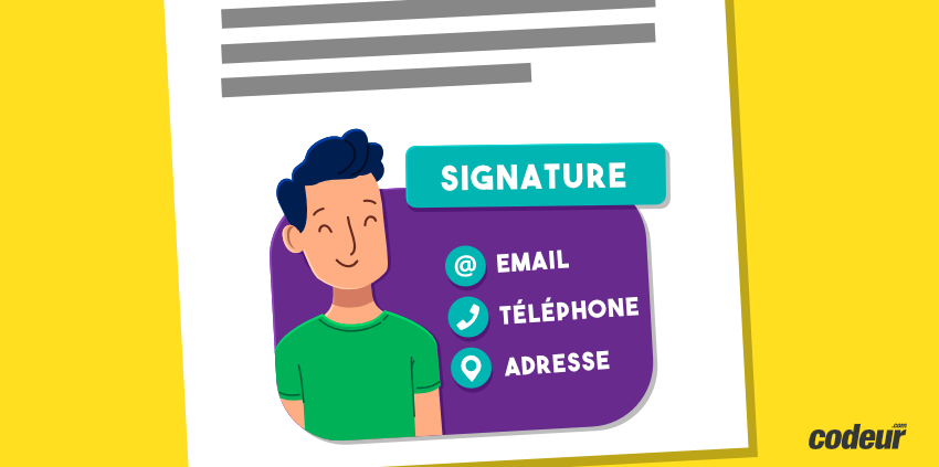 signature emailing