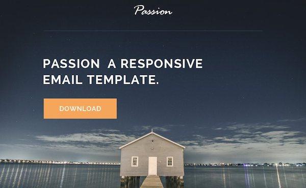 Modèle emailing gratuit