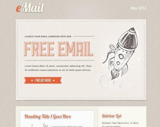 Site de templates d'emails gratuits