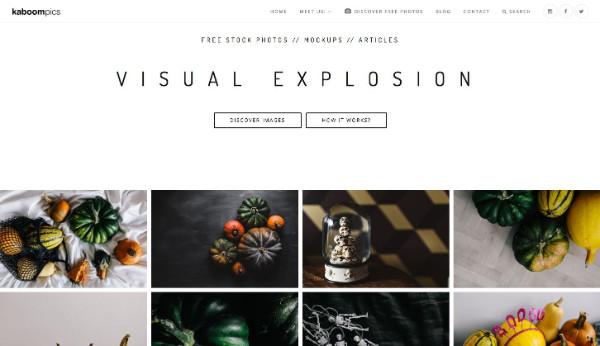 Site d'images sans droits d'auteur