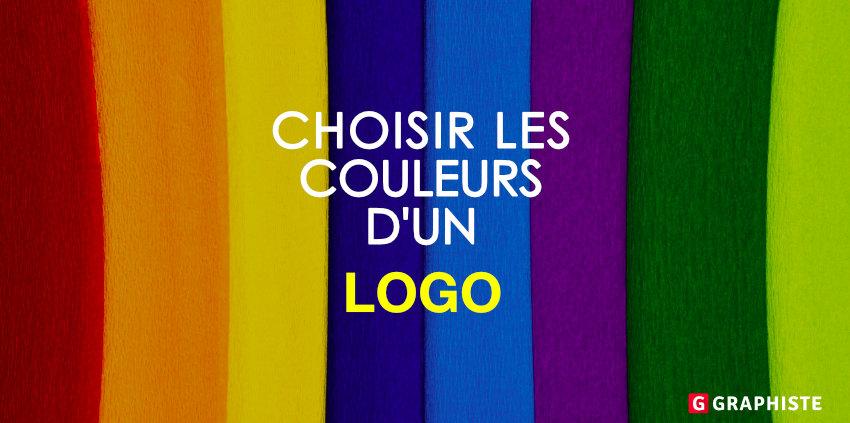Choisir les couleurs d'un logo