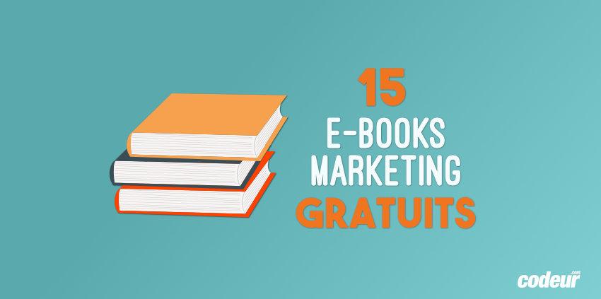 sélection d'ebooks gratuit sur le marketing