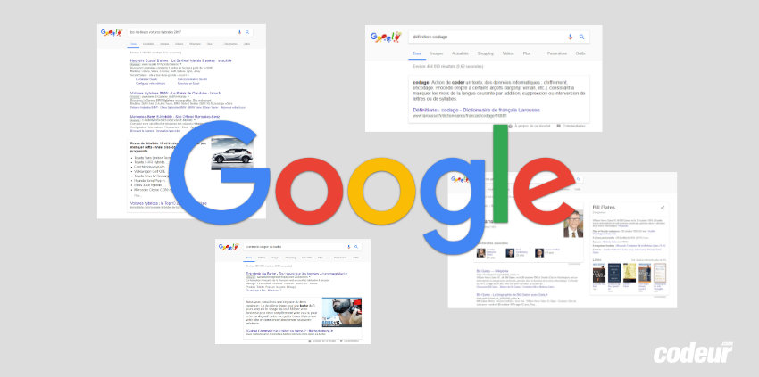 Types de featured snippets