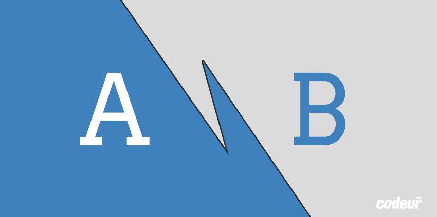 erreurs d'a/b testing