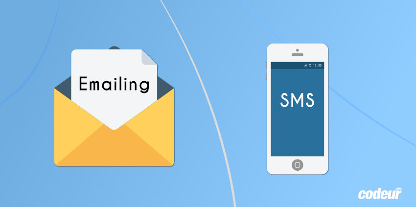 emailing vs sms marketing