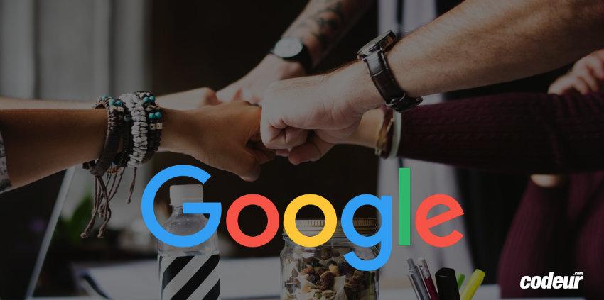 équipe google