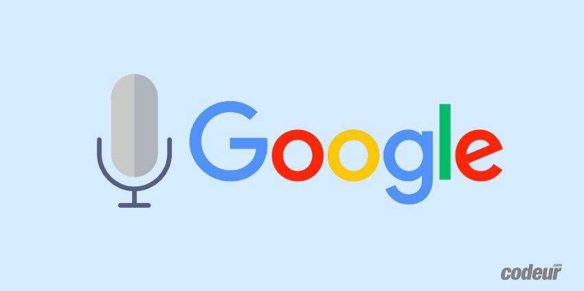 optimiser pour la recherche vocale