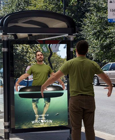 street marketing ar