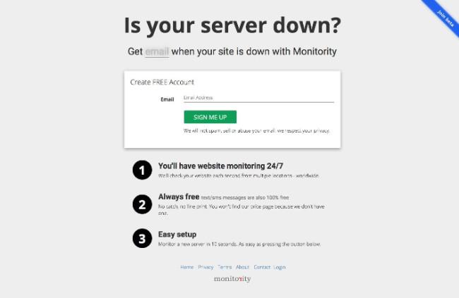 outil de surveillance de site web
