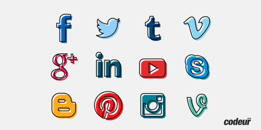 garder ses clients sur les réseaux sociaux