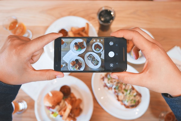 Marketing visuel : publication d'images sur Instagram