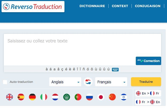gratuitement reverso translator
