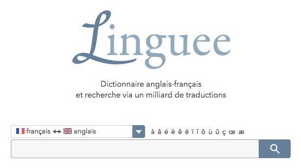 linguee, traduction gratuite en ligne
