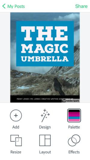 créer une story instagram