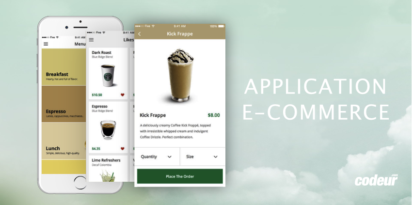 Application mobile e-commerce : conserver utilisateurs
