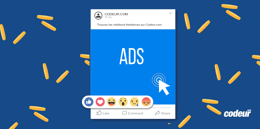 Taux conversion Facebook Ads