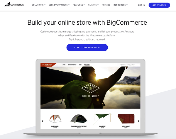 E-commerce BigCommerce