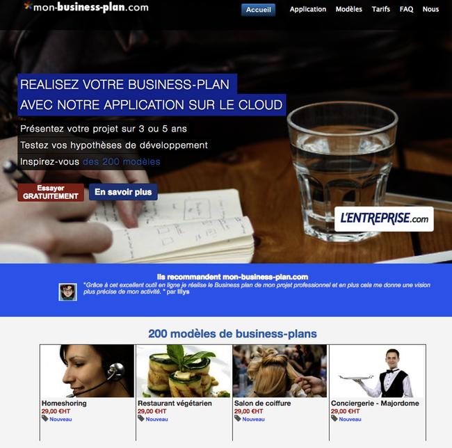 Business plan outil gratuit