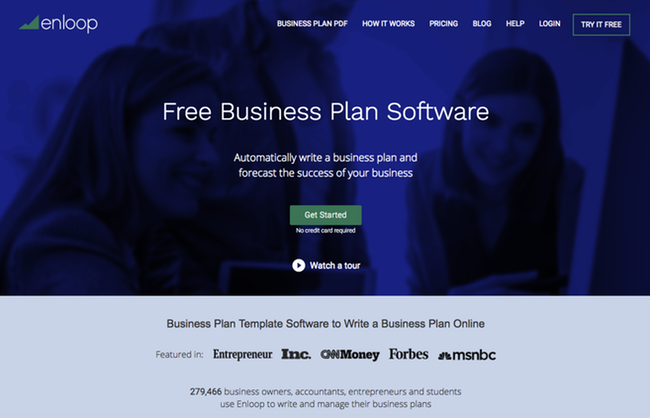 Business plan gratuit