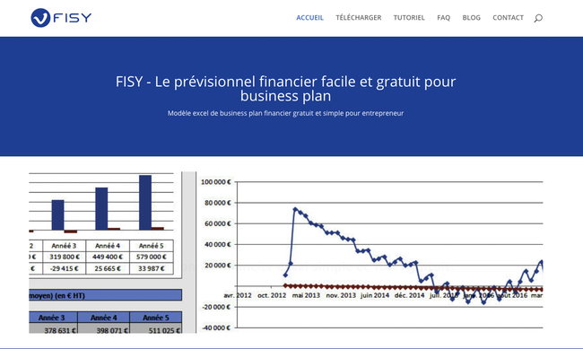 Prévisionnel financier gratuit business plan
