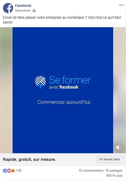 améliorer ses pubs facebook b2b